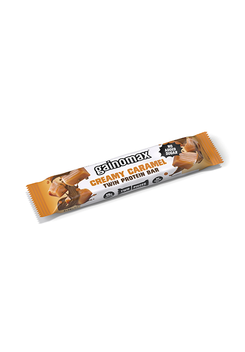 Gainomax® Twin Protein Bar Caramel