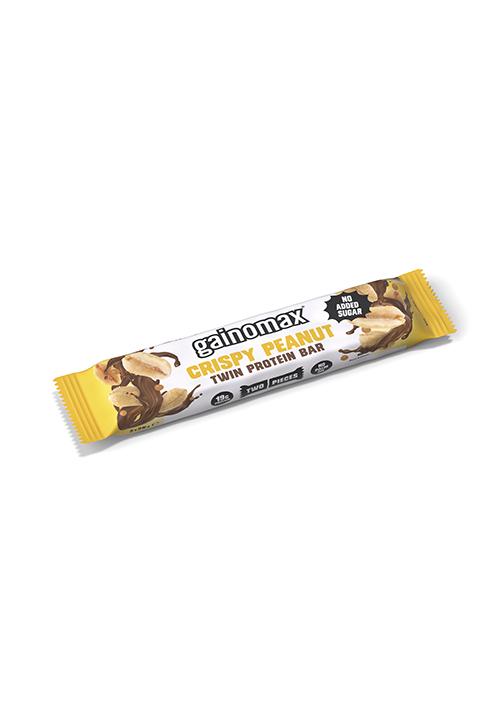 Gainomax® Twin Protein Bar Peanut