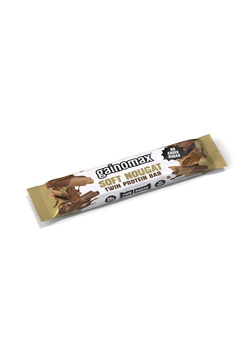 Gainomax® Twin Protein Bar Nougat