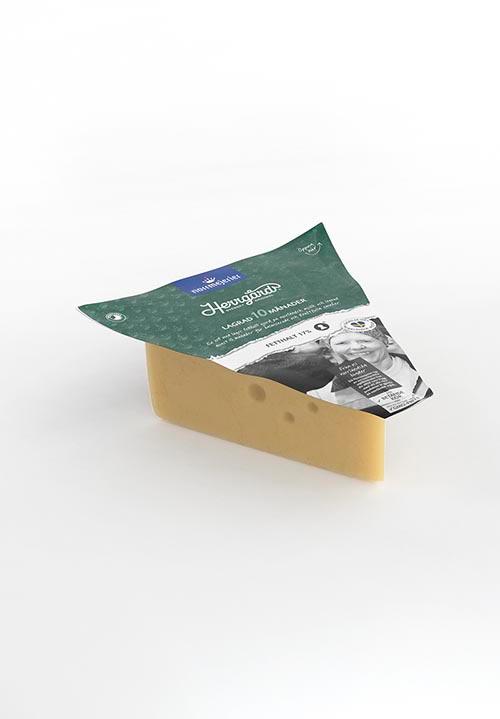 Herrgård® 17% Lagrad, ca 750g