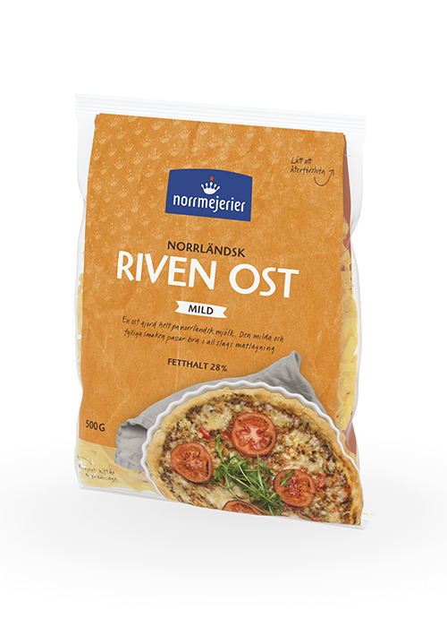 Riven Ost 28% 500g