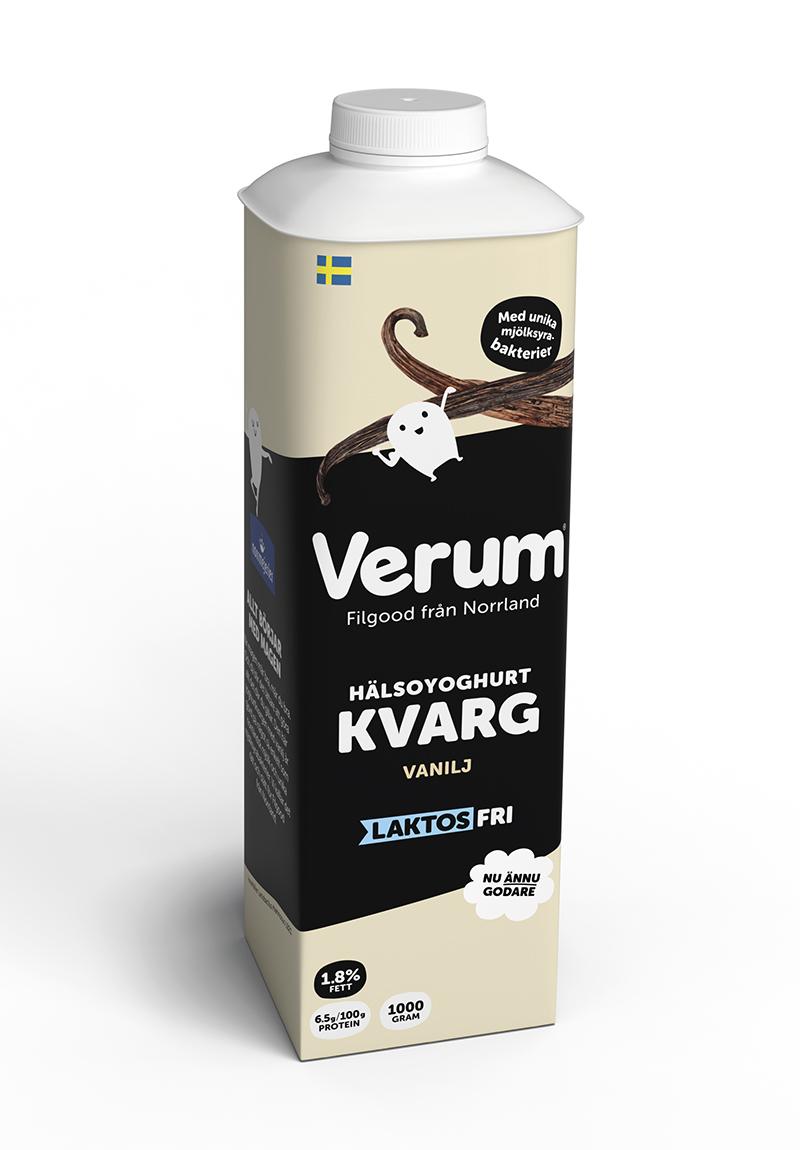 laktosfri yoghurt kvarg
