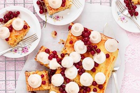 Sommartårta för många