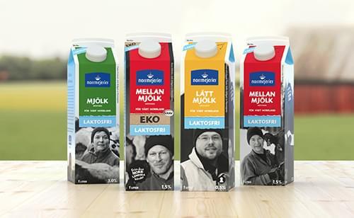Laktosfri mjölk från Norrland. Har du provat den?